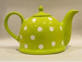Ceainic Colectia Verde cu Buline 1.8L