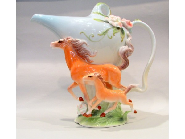 Ceainic Colectia Wild Horses