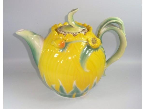 Ceainic Colectia Yellow Tulip