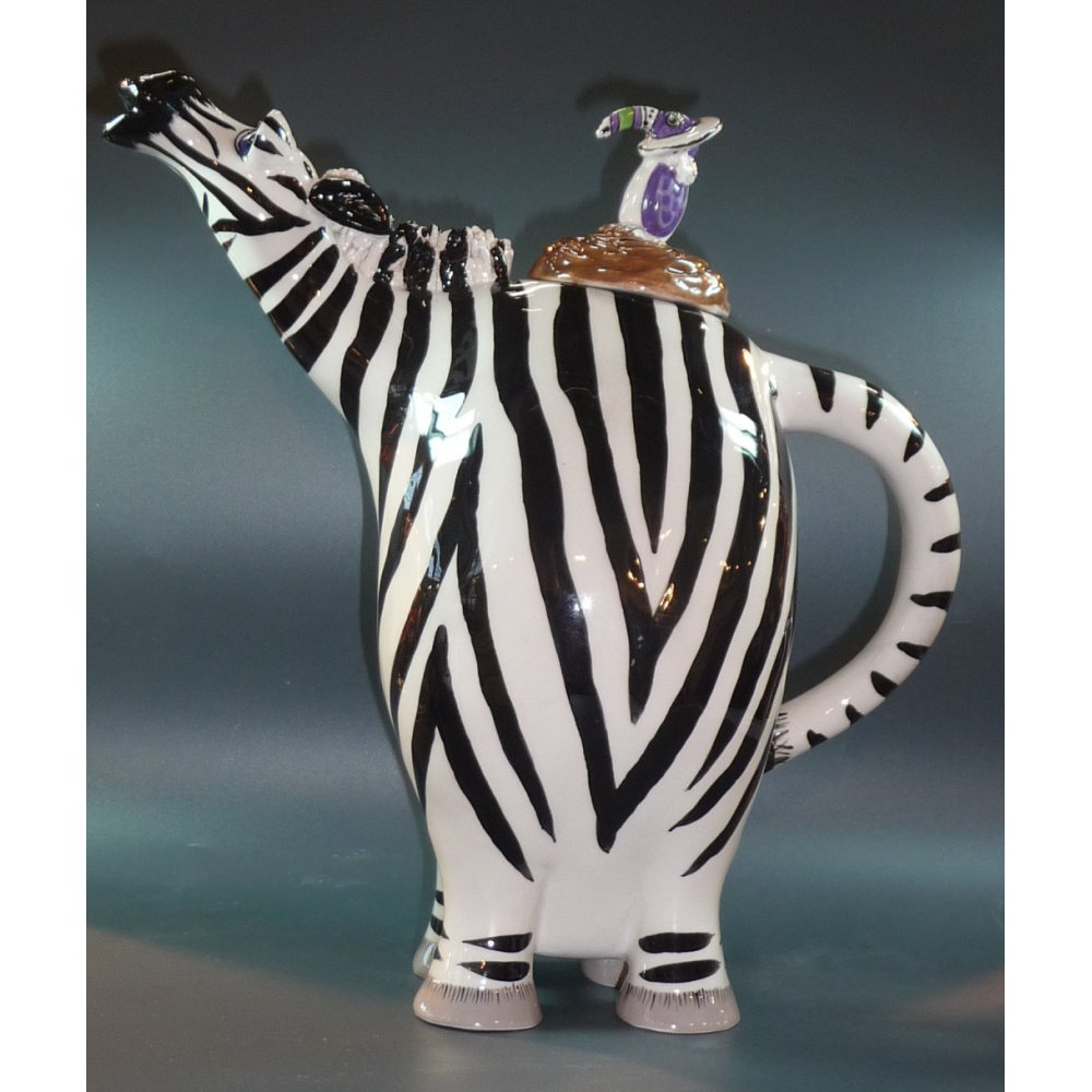 Ceainic Colectia Zebra