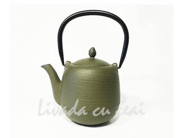 Ceainic din Fonta Japoneza