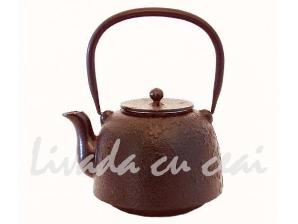 Ceainic din Fonta Ko Zakura