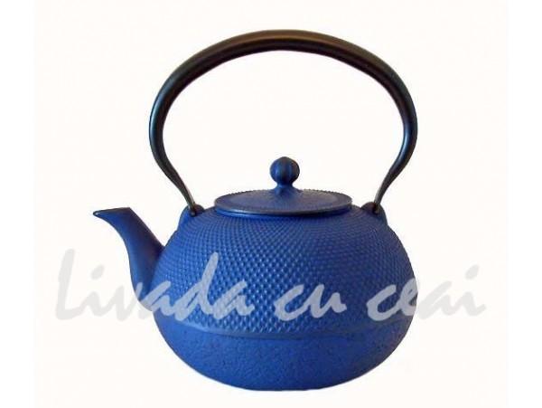 Ceainic din Fonta Maru Arare