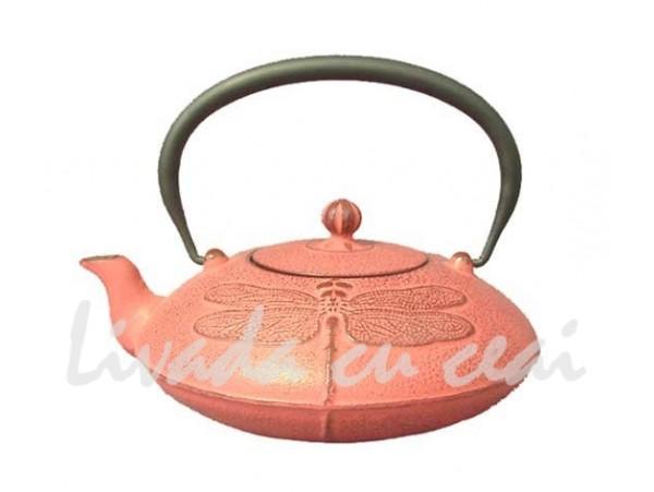 Ceainic din Fonta Tonbo