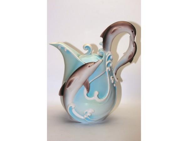 Ceainic Manufaktur Colectia Delfin