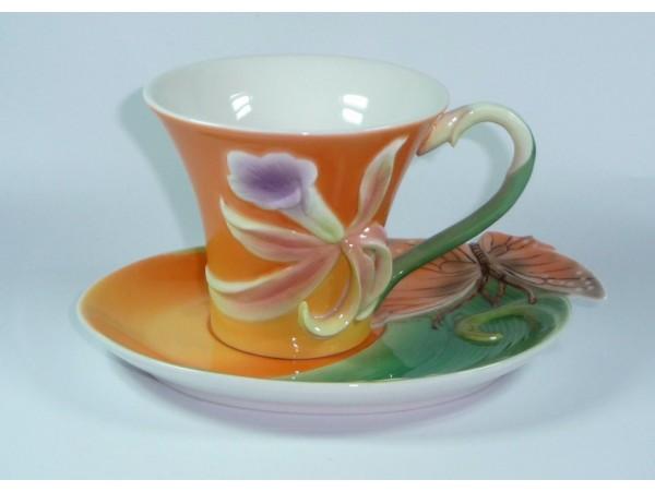 Cescuta cu Farfurioara Colectia Blooming Lily