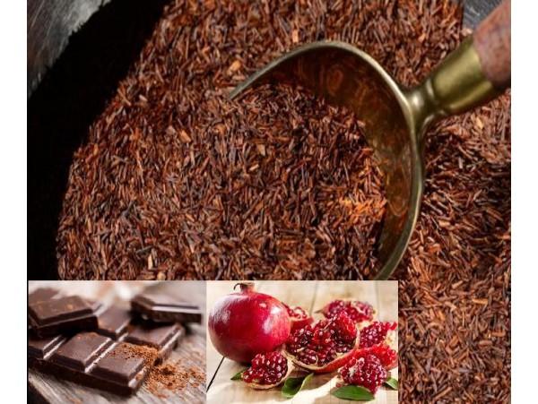 Ceai Rooibos Chocolate Kiss