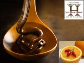 Ciocolata cu Chilli si Lichior de Portocale