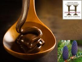 Ciocolata cu conuri de pin
