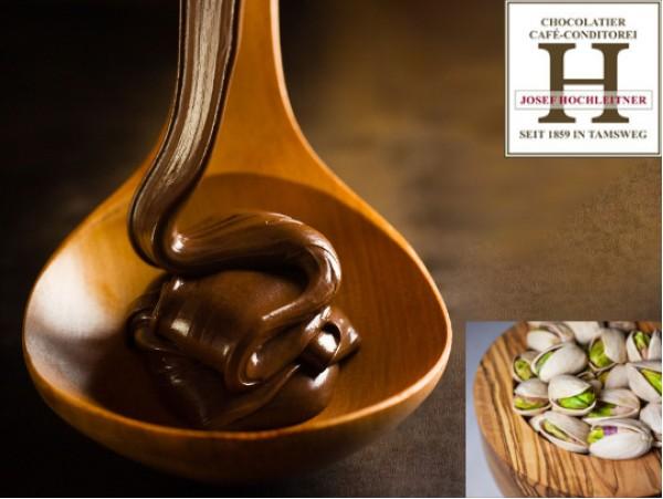 Ciocolata Amaretto Fistic