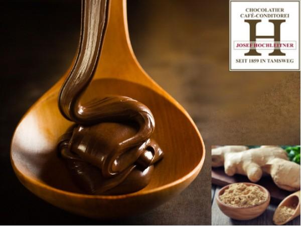 Ciocolata cu Ghimbir