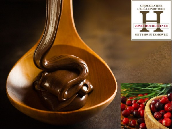 Ciocolata cu Merisor si Nougat