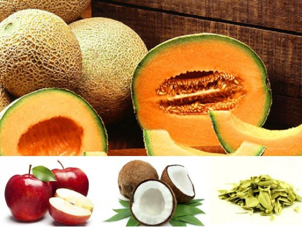 Ceai de fructe Coconut Melon