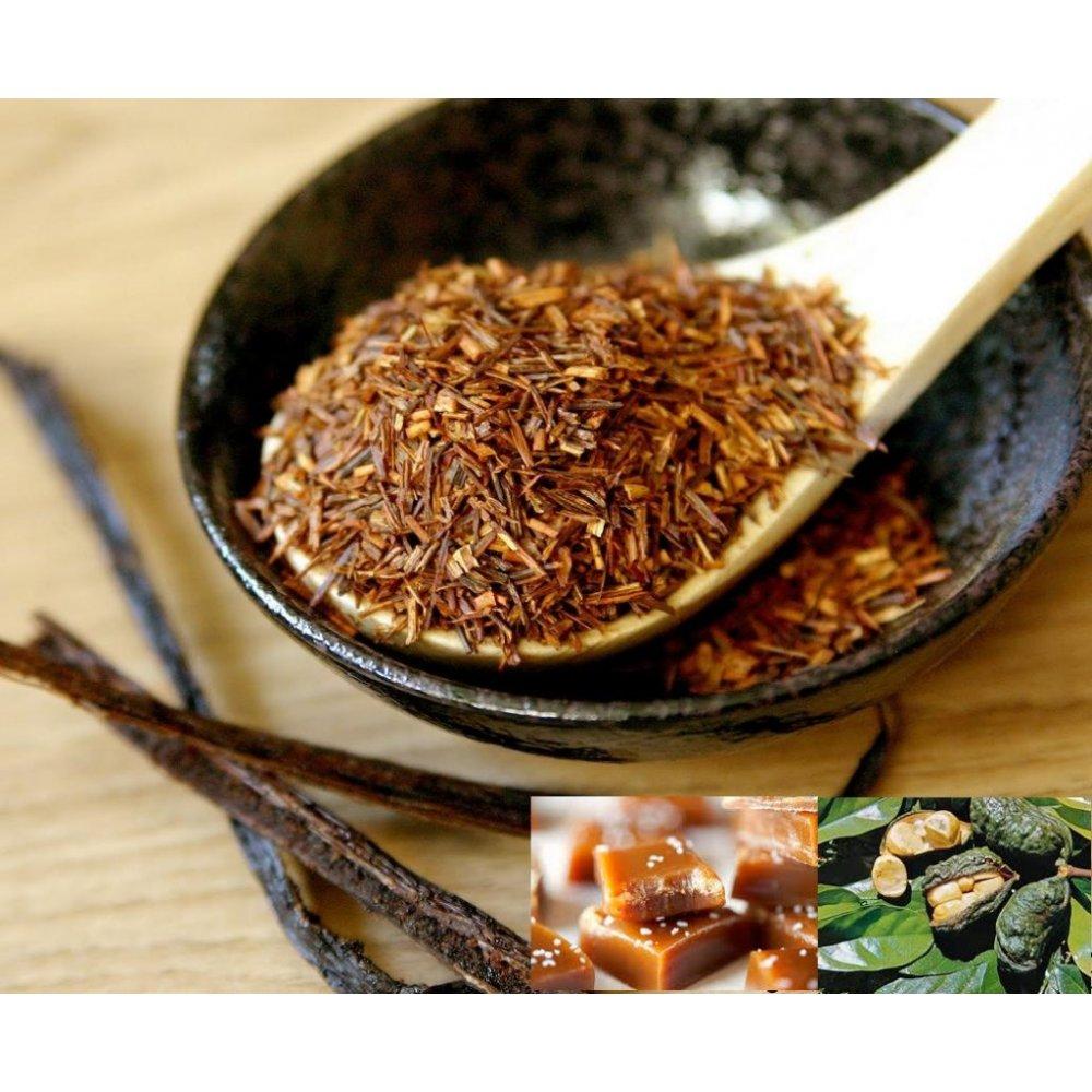 Ceai Rooibos Crema Caramel