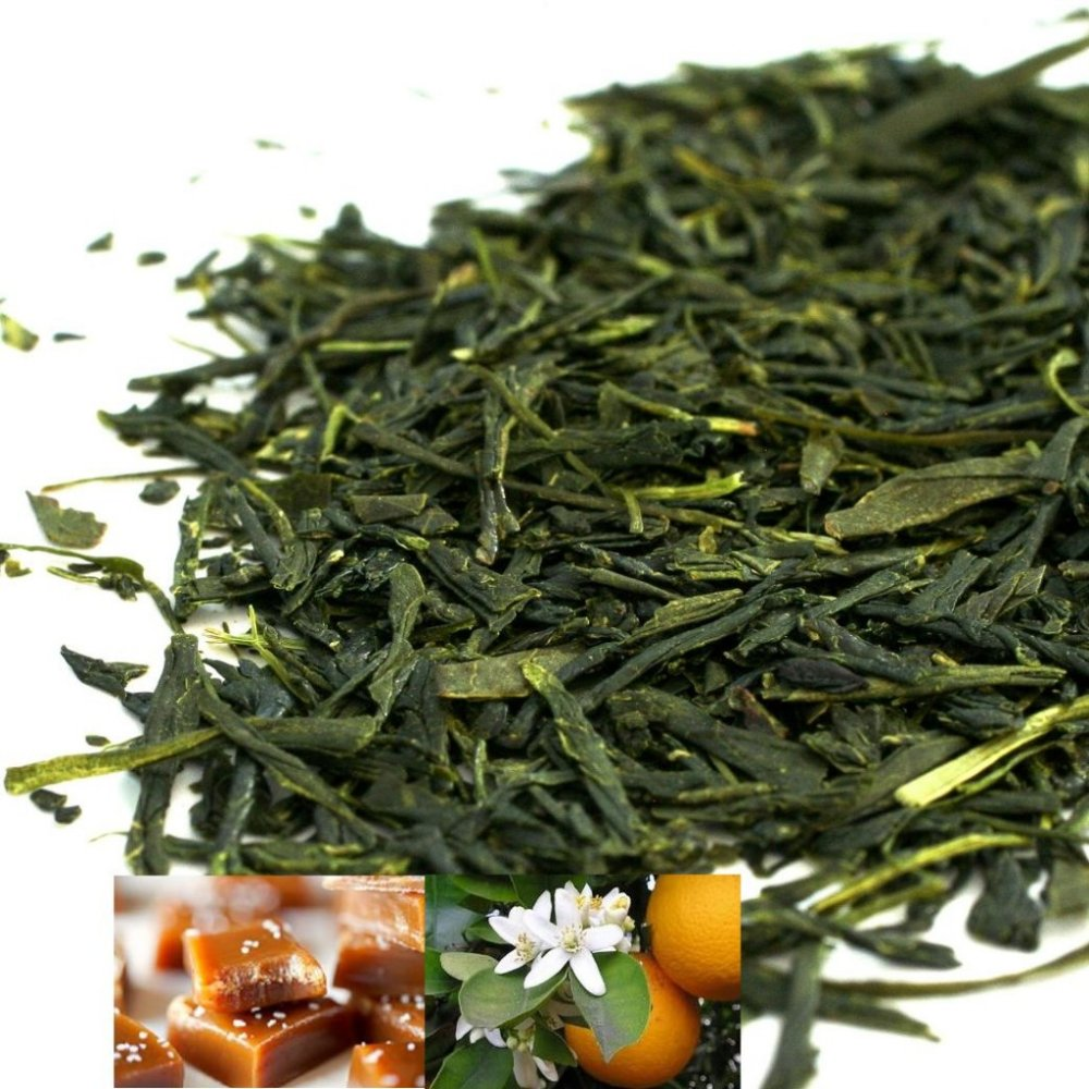 Ceai Verde Crema Caramel