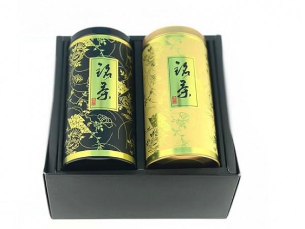 Set cutii japoneze pentru Ceai Kuro