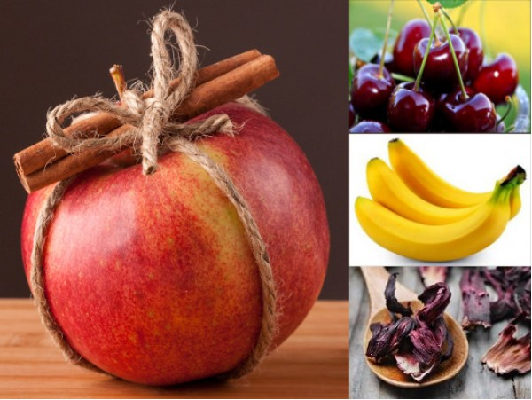 Ceai de fructe Cherry - Banana