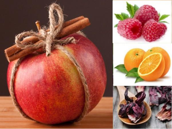 Ceai de fructe Currant - Passionfruit