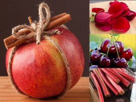 Ceai de fructe Rhubarb - Cream