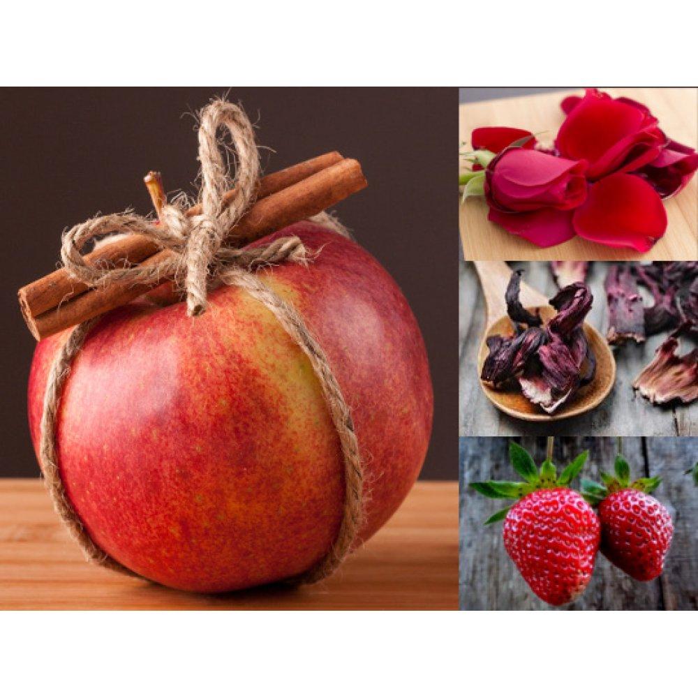 Ceai de fructe Strawberry - Cream