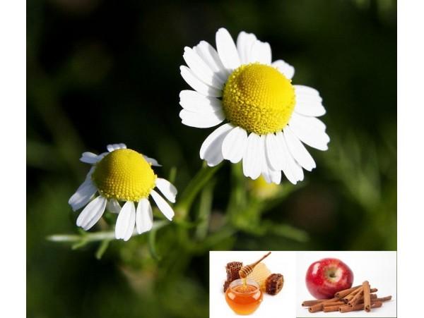 Ceai de plante Frumusel cu miere