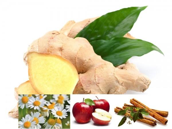 Ceai de fructe Ghimbirel
