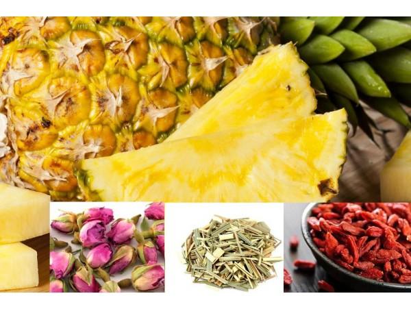 Ceai de fructe Goji Mix