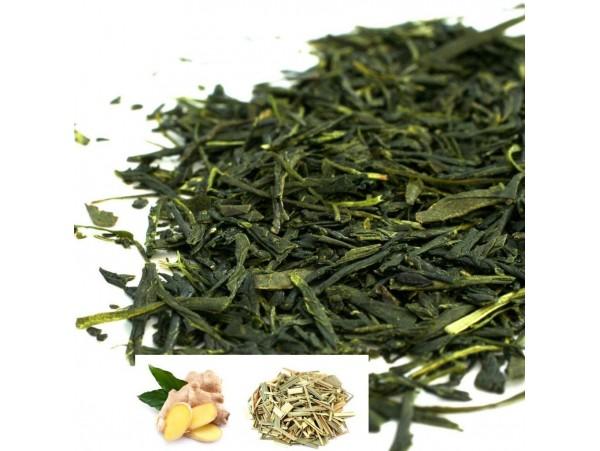 Ceai Verde Ginger Delice
