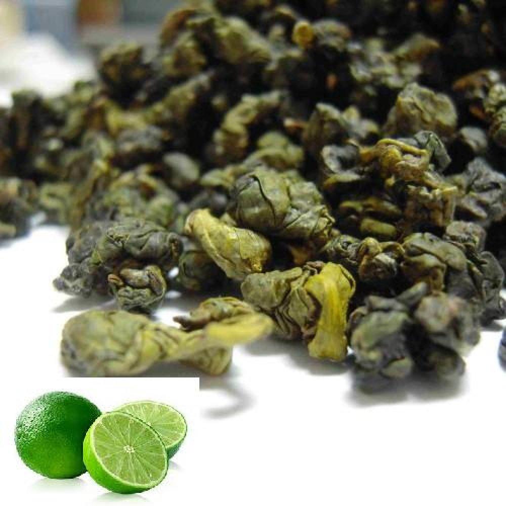 Ceai Verde Oolong Green Lime