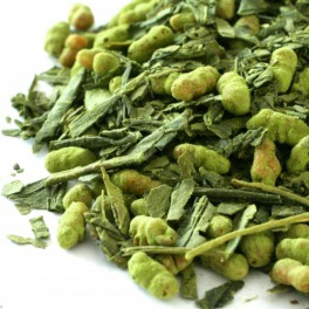Ceai Verde Japonez Matcha Iri Genmaicha
