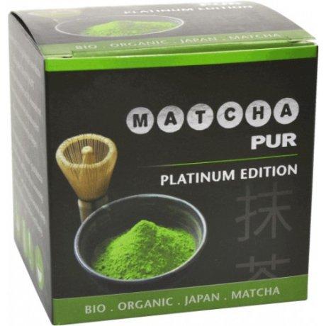 Ceai Verde Matcha Organic Platinum Edition