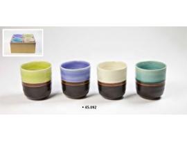 Cupe pentru Ceai lucrate Manual