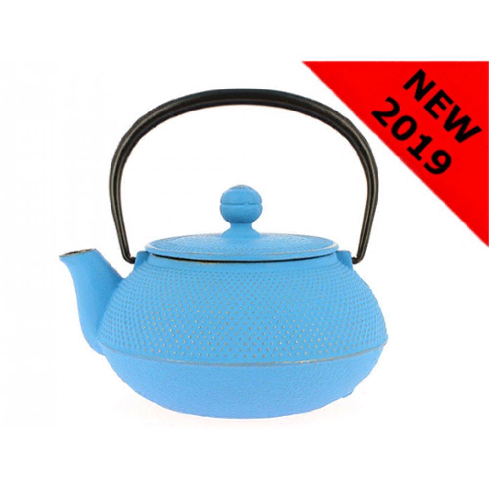 Ceainic din Fonta Arare Blue 0.6 L