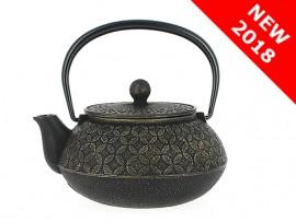 Ceainic din Fonta Maru Gold