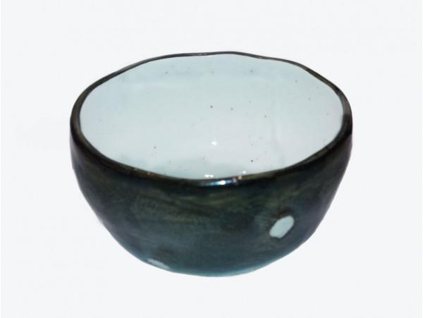 Cupa Japoneza pentru Ceai cu picatele albe