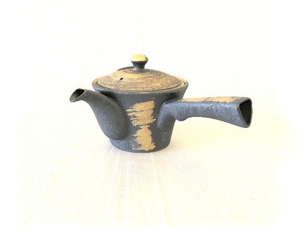 Ceainic Japonez - Tokoname Aur si Argint
