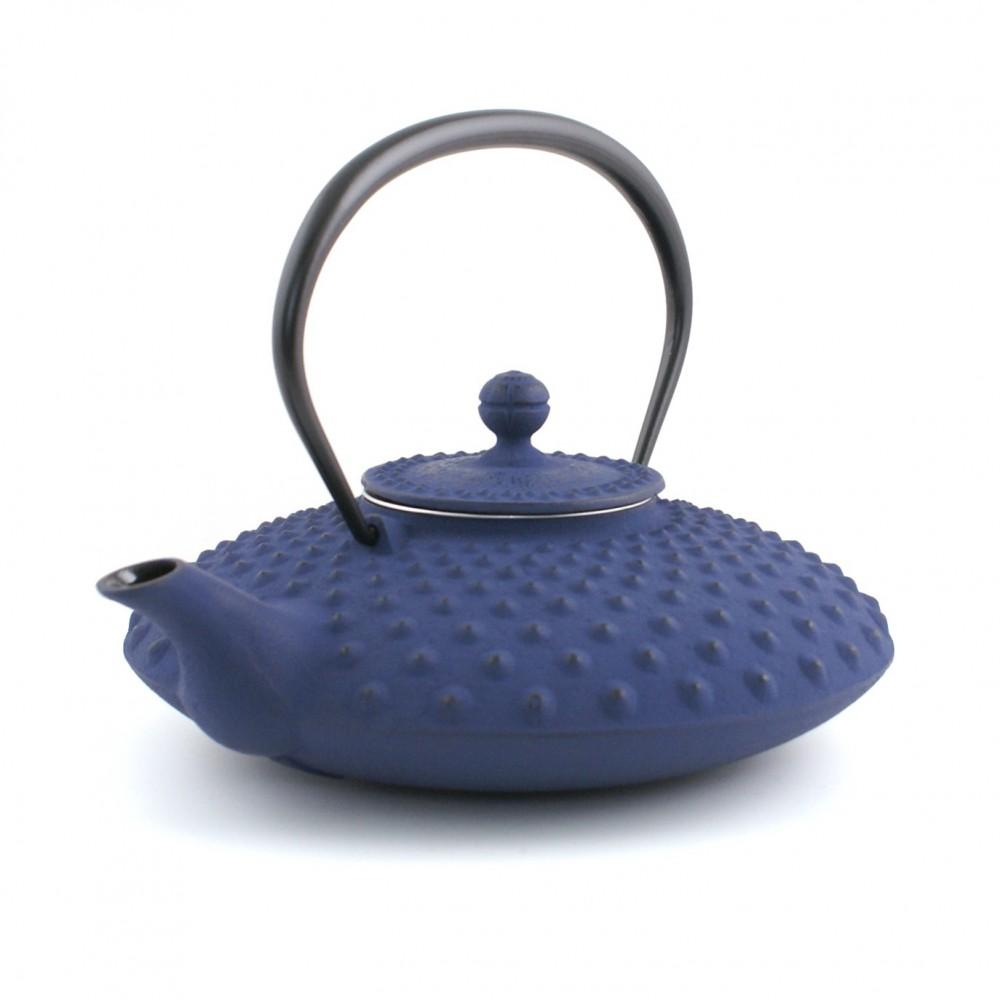 Ceainic din Fonta Hira Arare Albastru