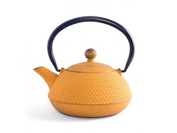 Ceainic din Fonta Arare Golden 0.65L