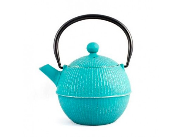 Ceainic din Fonta Maru Suji Teal