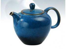 Ceainic Japonez din Portelan Lucrat Manual ENUS