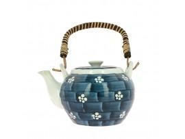 Ceainic Portelan Japonia 0.9L