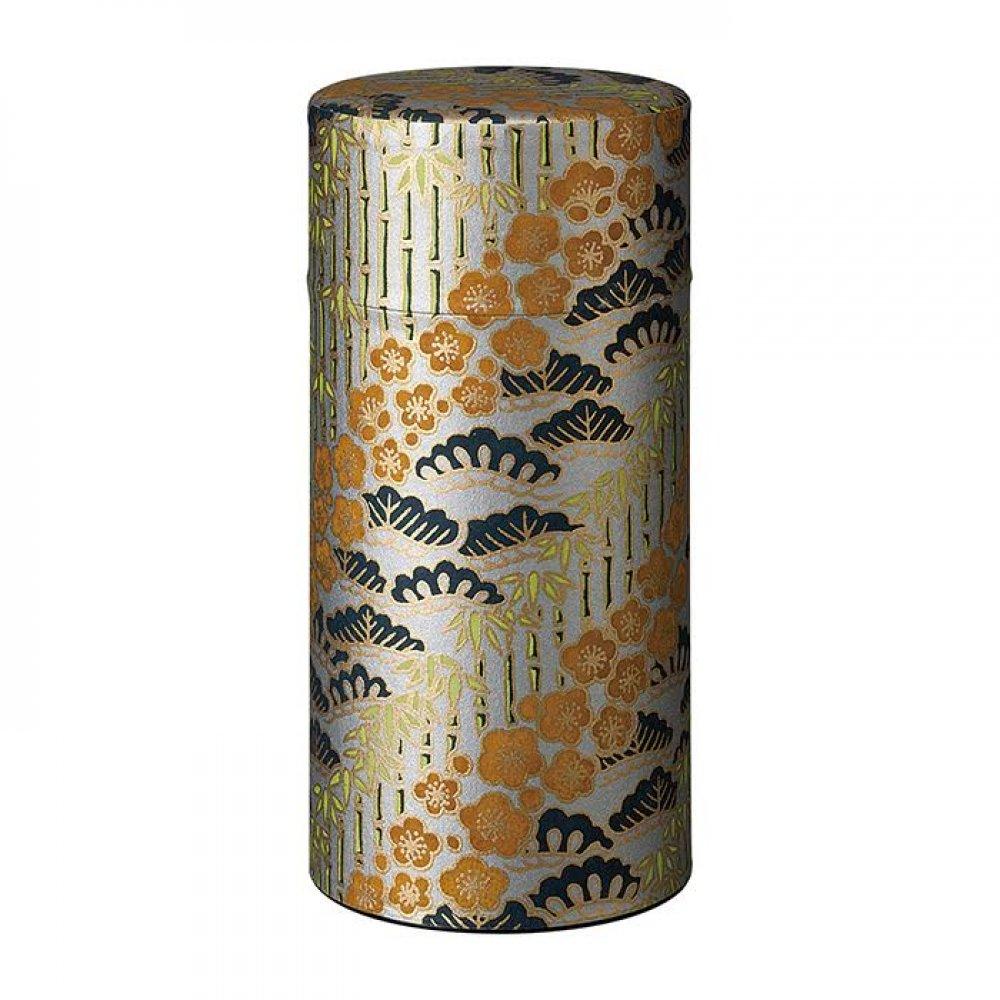 Cutie pentru Ceai cu padure de bambus