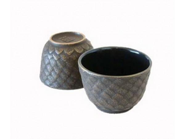 Cupe fonta Matsu maro antichizat