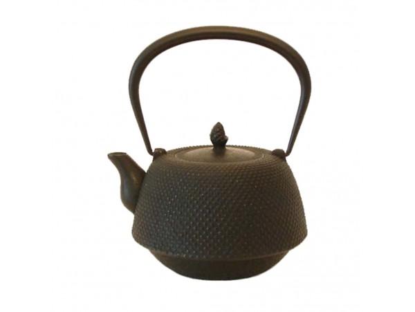 Ceainic din Fonta Nanbu Arare Golden Brown 1.4L