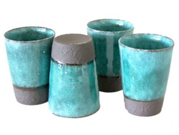 Cupe Ceramice Japoneze lucrate manual