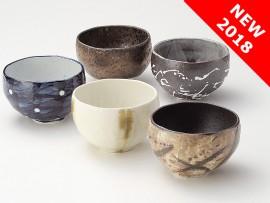 Cupe ceramice pentru Ceai manufactura Japonia