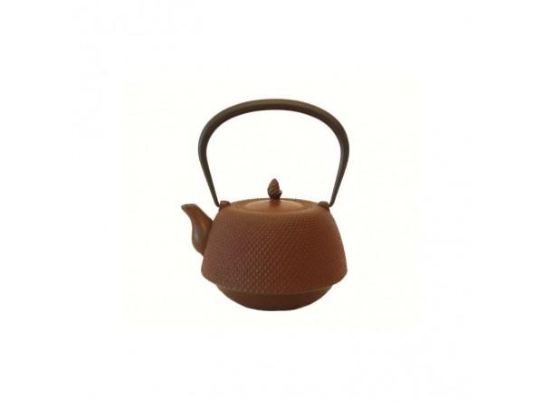 Ceainic din Fonta Nanbu Arare Brun Rosiatic  1L