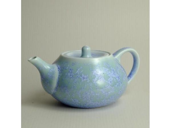 Ceainic din Portelan Lucrat Manual CRYSTALINE R/ 2035