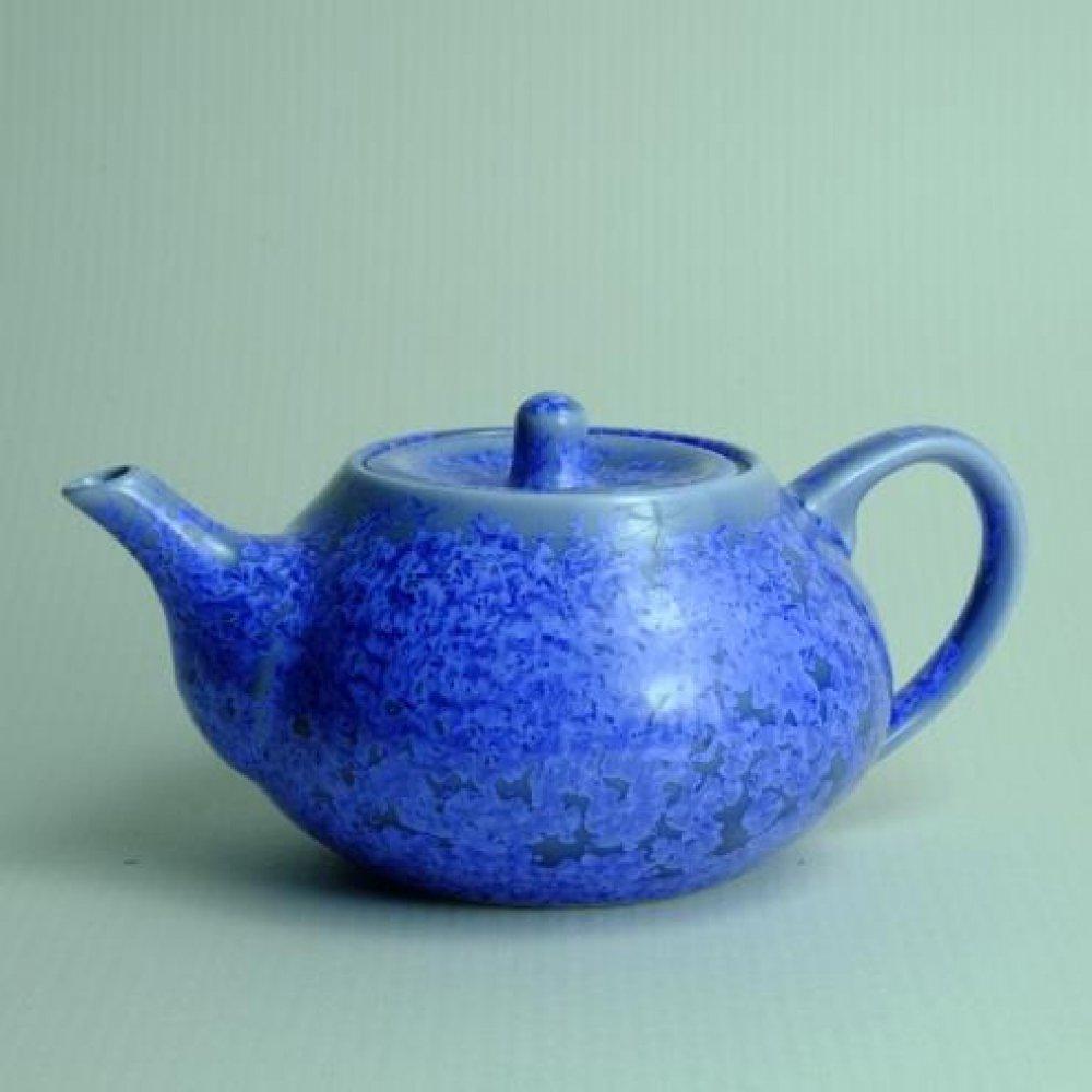 Ceainic din Portelan Lucrat Manual CRYSTALINE R/ 2038