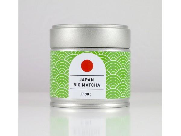 Ceai Verde Japonez BIO Matcha
